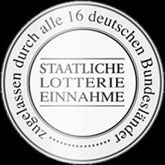 Die Millionengewinne sind bei staatlichen Lotterie-Einnahmen garantiert, da die Trägerländer der GKL die Anzahl und Höhe der Gewinne garantieren. BOESCHE ist zugelassen durch alle 16 Bundesländer.