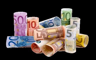 Gewinne - Geld 380x240