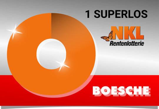 NKL Rentenlotterie Superlos Bild
