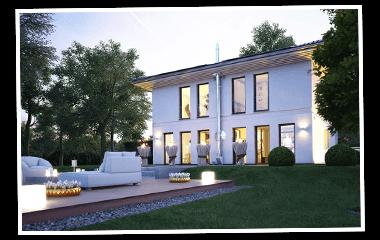 Traumhaus mit Garten 380x240