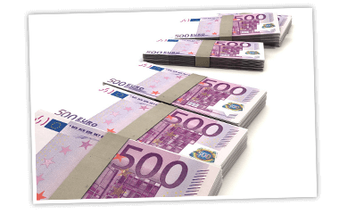 Jubiläumsgewinn im März: Einmalig 10.000 € Sofort-Rente für 20 Jahre