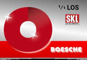 SKL-Einzelllos Darstellung von Boesche