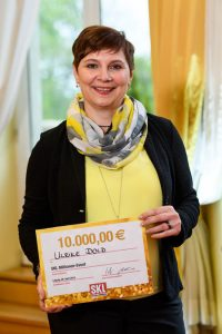 Ulrike Dold SKL-Gewinnerin