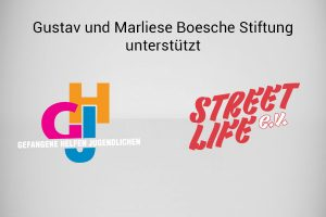 Gustav und Marlies Boesche Stiftung Unterstützung