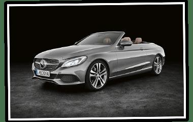 NKL Gewinn - 120 Mercedes-Benz C-Klasse Cabriolet