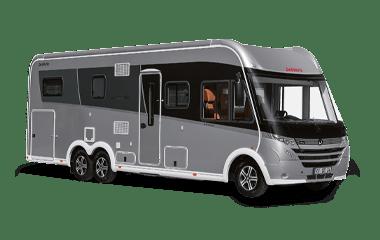 NKL Gewinn - 60 Dethlefs Globetrotter XLi Wohnmobile