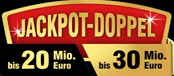 Jackpot-Doppel 350x154px
