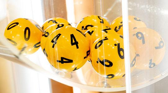 Lotteriegewinn