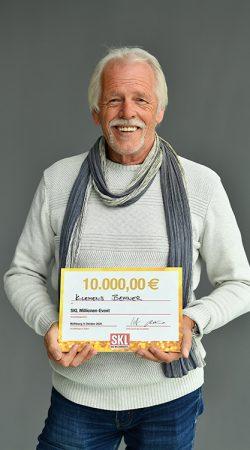 Gewinner SKL Millionen-Event 2020 – Klemens Behner
