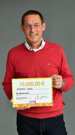 Gewinner SKL Millionen-Event 2020 – Edgar Weiss